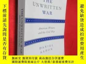 二手書博民逛書店The罕見Unwritten War 【詳見圖】Y5460 Aa
