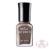 Miss BOBO水性可剝持色指彩 沉靜鐵灰