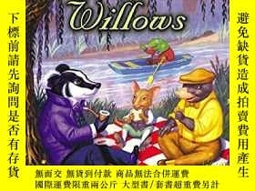 二手書博民逛書店The罕見Wind In The Willows Book And Charm (charming Classic