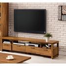 【森可家居】克里斯6尺電視櫃 7ZX378-4 長櫃 木紋質感 無印風 北歐風