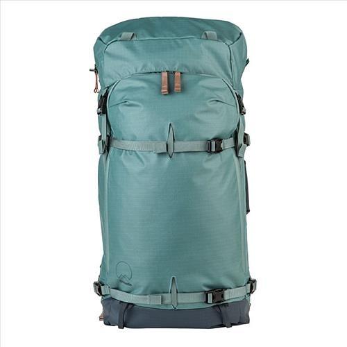 【520-012】Shimoda Explore 60 Backpack - Sea Pine, 探索60海藍色專業背包 可另購雨套
