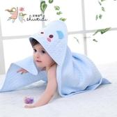嬰兒抱被抱被新生兒用品秋冬季加厚款初生兒繈褓外出寶寶抱毯睡袋嬰兒包被 蜜拉貝爾