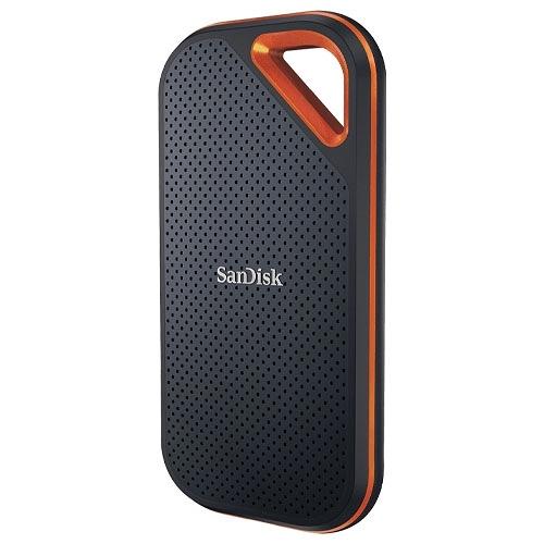 SanDisk 晟碟 Extreme Pro V2 E81 1TB 行動SSD固態硬碟 USB3.2 Gen 2x2 讀寫2000MB/s IP55防塵防水