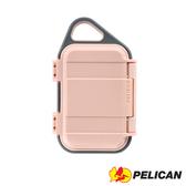 美國 PELICAN 派力肯 塘鵝 G10 防水 微型 小型 氣密箱 粉色 / 露營 戶外運動 單車 適用