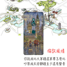 [XZ3 軟殼] Sony Xperia xz3 H8416 手機殼 保護套 外殼 倫敦風情