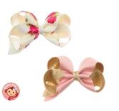 超值組 - 牛奶玫瑰+粉紅金 (中)