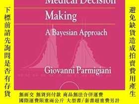 二手書博民逛書店Modeling罕見In Medical Decision MakingY256260 Giovanni Pa