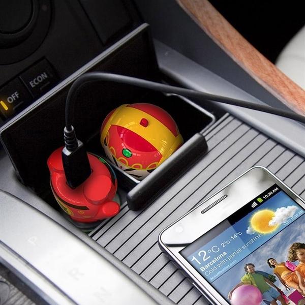 【愛瘋潮】Drive Me CRAZY 財神爺 個性創意造型公仔 2.1A 車充 新春特別版