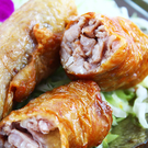 老爸ㄟ廚房.爆漿雞肉捲300g/包 (共三包)﹍愛食網