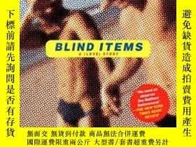 二手書博民逛書店Blind罕見Items: A (Love) StoryY857