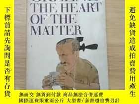 二手書博民逛書店The罕見Heart of the Matter(京)Y179933 見圖 見圖