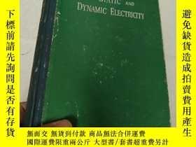 二手書博民逛書店STATIC罕見AND DYNAMIC ELECTRICITY (靜電和動電 英文版)Y197114 WILL
