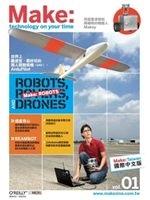 二手書博民逛書店 《Make:Technology on Your Time 國際中文版 01》 R2Y ISBN:9866076075│歐萊禮