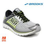【BROOKS】男款穩定型慢跑鞋 Glycerin 14 - 螢綠灰(361D022) 全方位跑步概念館