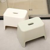 簡約塑膠小凳子兒童板凳餐凳坐凳換鞋凳浴室防滑凳子洗手凳子WY