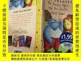 二手書博民逛書店the罕見bogey men and the trolls next door 妖怪 和隔壁的巨魔 .Y200