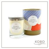 【KOBO】美國大豆精油蠟燭 - 香草威士忌-330g/可燃燒80hr