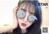 太陽鏡 2019新款墨鏡女圓臉韓版潮偏光太陽眼鏡ins防紫外線眼睛網紅街拍 雙12狂歡