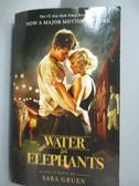 【書寶二手書T9/原文小說_GMW】Water For Elephants _Sara Gruen