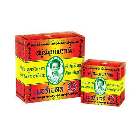 泰國 興太太 Madame Heng 特選草本原始配方手工皂 160g 阿婆香皂