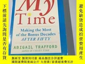 二手書博民逛書店英文原版:My罕見Time: Making the Most o