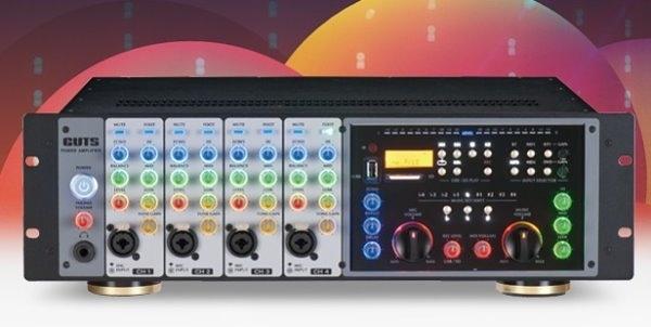 GUTS A-6288 全功能 混音功率擴大機