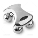 3D塑臉美體鉑金滾輪身體按摩儀(4輪)-單入[50341]