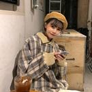 連帽T恤秋季新款韓版寬鬆百搭長袖外套上衣...