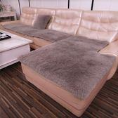 訂製歐式冬季毛絨沙發墊訂製客廳地毯加厚茶幾墊貴妃榻榻米飄窗坐墊