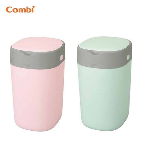 康貝 Combi Poi-Tech Advance 尿布處理器 (薄荷綠/玫瑰粉)