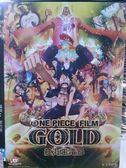 挖寶二手片-P03-051-正版DVD-動畫【航海王 GOLD】-劇場版