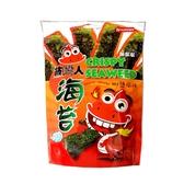 脆妮妮 nutrinini 苔灣人海苔-厚切椒鹽 (42g/包)