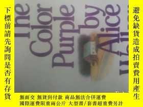 二手書博民逛書店The罕見Color Purple (紫色) 作者 : by A