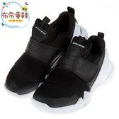 《布布童鞋》SKECHERS_DLT_A純黑色老爹鞋兒童運動鞋(17~24.5公分) [ N9JBLKD ]