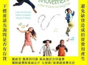 二手書博民逛書店Music罕見And Movement: A Way Of Li