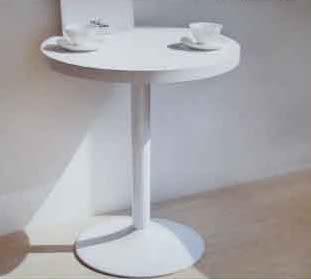 【南洋風休閒傢俱】桌椅桌腳系列 –2尺圓桌 木心板 休閒桌 洽談桌 餐桌(585-20)