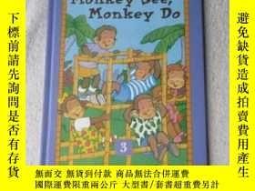 二手書博民逛書店Monkey罕見see, monkey doY21478 Dan