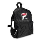Fila 後背包 Mini Backpack 黑 紅 女款 兒童款 迷你背包 斐樂 肩背包 【ACS】 BPT9016BK