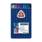 德國施德樓STAEDTLER-全美水彩色鉛筆-12色組*MS156SB12
