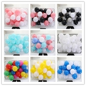 兒童海洋球寶寶塑料球 彩色球室內網紅泡泡球波波球 海洋球池圍欄 【八折搶購】