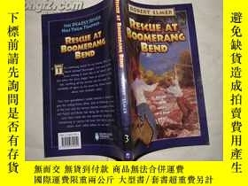 二手書博民逛書店RESCLIE罕見AT BOOMERANG BENDY18429