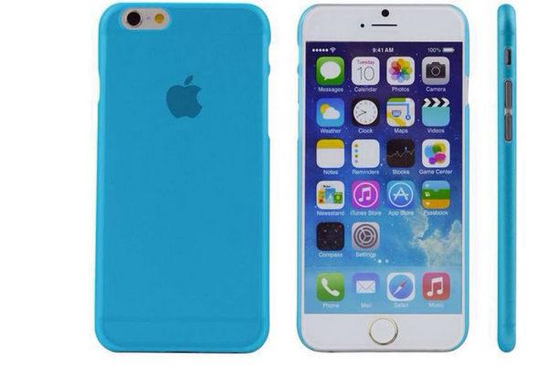 IPHONE6S 蘋果手機殼雙面磨砂保護套I6【QJ096】Qmishop