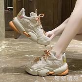 網紅老爹鞋女年春季新款百搭潮ins網紅超火運動鞋輕便跑步鞋 可然精品