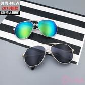 新款韓版潮復古墨鏡批發 大框男女不規則眼鏡網紅裝飾太陽鏡彩膜
