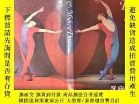 二手書博民逛書店BALLET&ALODERN罕見DANCE芭蕾舞蹈Y3359 MAURICE BEJART ISBN:978