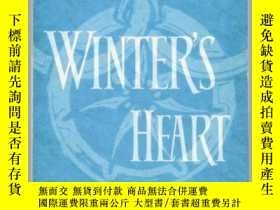 二手書博民逛書店Wheel罕見of Time #9:Winter s Heart