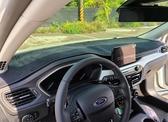 黑色滾邊 台灣製造 福特 FOCUS 19年後 MK4 專用 麂皮 反皮 避光墊 短毛 儀錶板墊子 遮光墊 保護墊
