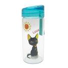 【貓粉選物】貓咪系列玻璃水杯/冷水瓶400ml - 有四款可以選擇
