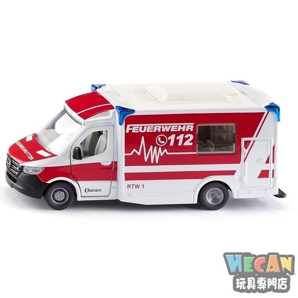 siku小汽車 賓士救護車 SU2115