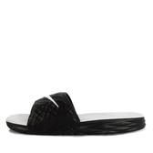 Nike W Benassi Solarsoft [705475-010] 女鞋 拖鞋 涼鞋 輕量 舒適 避震 緩衝 黑